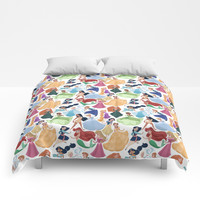 Forever princess Comforters by marianaavilal