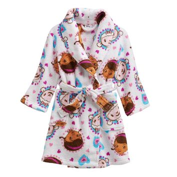 Disney Doc McStuffins Fleece Robe - Toddler