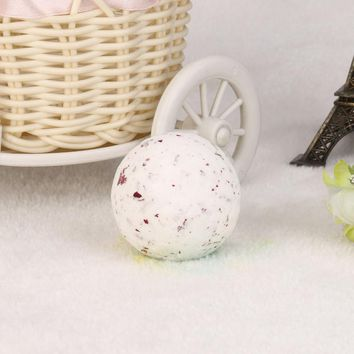 Small Size Home/Hotel Bath Ball Bomb Aromatherapy Type Body Cleaner Handmade Bath Salt