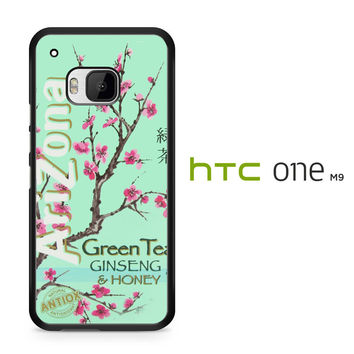 Arizona Green Tea SoftDrink HTC One M9 Case