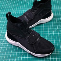 Puma Fenty Avid Black Sport Running Shoes - Sale