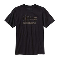 Patagonia Live Simply Guitar T-Shirt - Men's