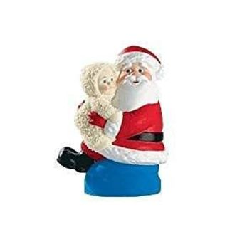 "Snowbabies ""I Love You Santa"" Figurine"