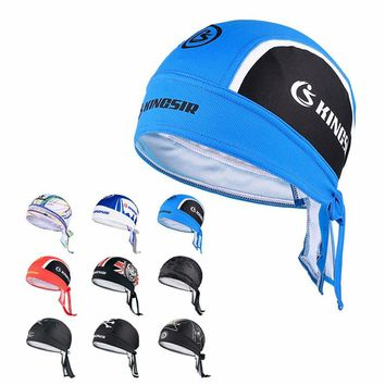 Men Women Quick Dry Pirate Hat Outdoor Sport Cycling Caps Sunshade Running Riding Bandana Headscarf Ciclismo Hat Headband #2a