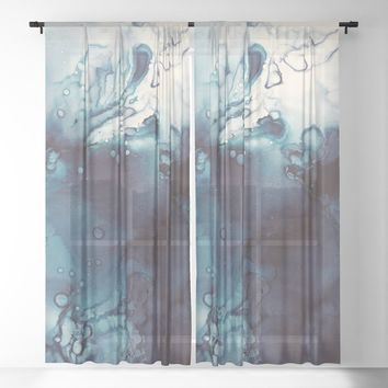 Don't forget about Me Sheer Curtain by duckyb