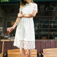 Cordially Delighted Dress | Mod Retro Vintage Dresses | ModCloth.com