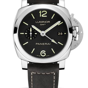 Panerai - Luminor 1950 3 Days GMT Automatic Acciaio - 42mm