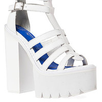The Freema Platform in White