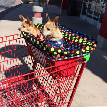 Shopping Cart Liner for Dogs