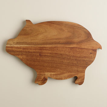 Pig Cutting Board - World Market