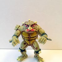 TMNT Tokka // Vintage Teenage Mutant Ninja Turtles Tokka Action Figure // Vintage TMNT // Vintage Ninja Turtles // Vintage Toy