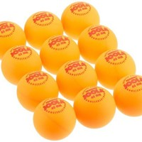 JOOLA 1-Star 40mm Training Table Tennis Balls - 12 Pack
