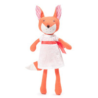 Hazel Village Organic Girl Fox Doll