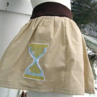 MY LITTLE PONY Skirt Doctor Whooves who MLP FiM Cosplay your sz Kawaii