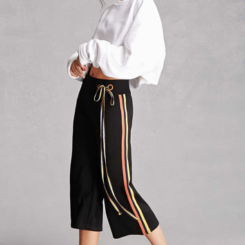 Korirl Striped Capris