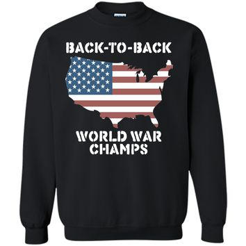 Back-To-Back World War Champs T-Shirt
