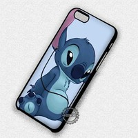 Enjoy Listening To The Music Lilo and Stitch - iPhone X 8+ 7 6s SE Cases & Covers