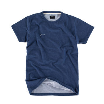 Essential French Terry Tee Navy