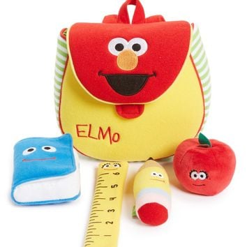 Gund 'Elmo's Bookbag' Play Set | Nordstrom