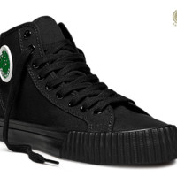 P.F. Flyers - All-Black Center Hi Sneaker