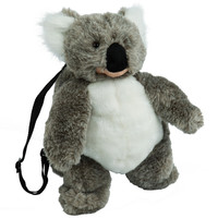 Koala Plush Backpack