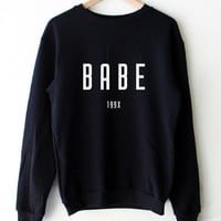 Babe 199x Sweater