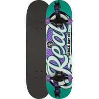 Real Skateboards Script League Large Full Complete Skateboard Multi One Size For Men 24629395701