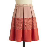 Coral Centerpiece Skirt