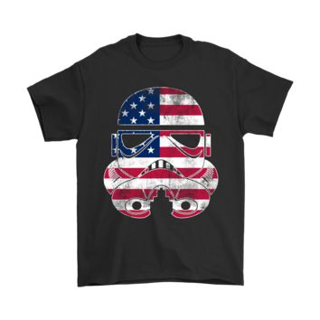 PEAP3CR The Imperial America Trooper Star Wars Shirts
