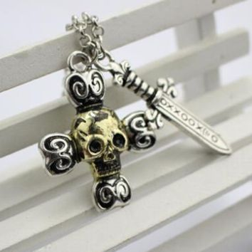 Captain Hook Necklace