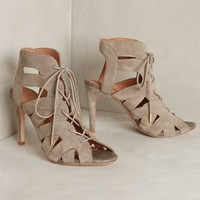 Bonnie Lace-Up Shooties by Joie Grey