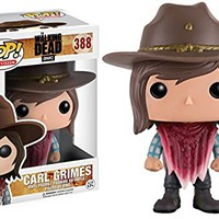 POP Television: The Walking Dead - Carl Grimes Action Figure
