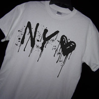 NEW YORK / HEART...Love New York T Shirt