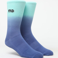 Richer Poorer Rad Crew Socks at PacSun.com