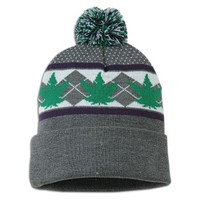 Official Shrubbery Pom Beanie - Men's at CCS
