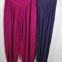 Moroccan Cotton Gypsy Pant Brights