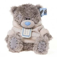 Me to You 10'' Girlfriend Hooded Jumper Tatty Teddy