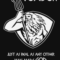Poseidon -- Just As Real as Any Other Man-Made God by Samuel Sheats