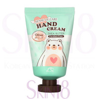 SOC Shea Butter Hand Cream – Olive