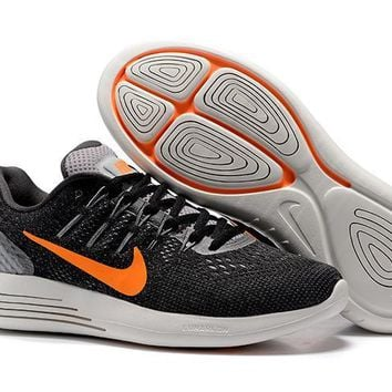 """Nike LunarGlide 8"" Men Sport Casual Multicolor Sneakers Running Shoes"
