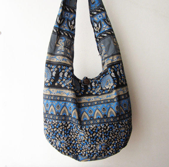 Tribal Crossbody Bag Ethnic Messenger From Gampri On Etsy