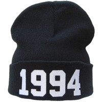WUWI 1994 justin bieber hat black: Amazon.co.uk: Clothing