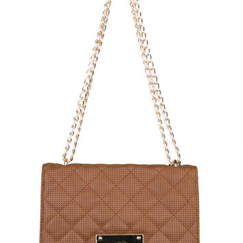Marley Chain Bag (Brown)