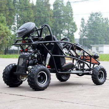 110cc Venom Arrow-Head Go-Kart