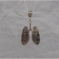Lung Necklace