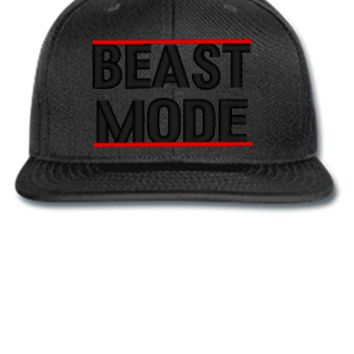 beast mode Bucket Hat,embroidery - Snapback Hat