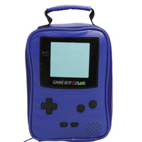Nintendo Game Boy Color Lunch Bag