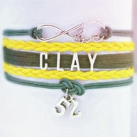 Love CLAY Bracelet Free Shipping