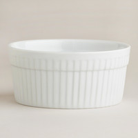 6-oz. White Ramekin, Set of 4 - World Market
