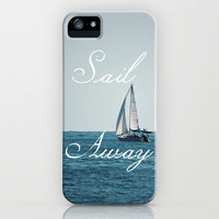 Sail Away iPhone Case by Brandy Coleman Ford | Society6